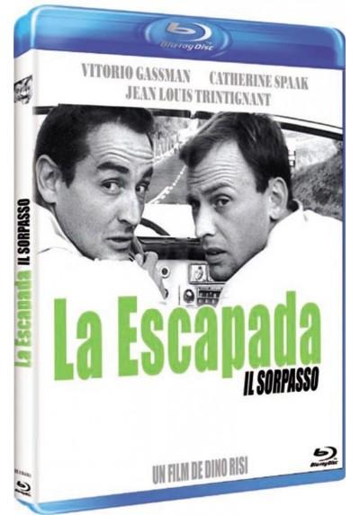 La Escapada (Blu-Ray) (Il Sorpasso)