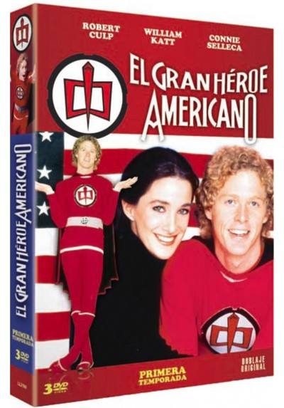 El Gran Heroe Americano - 1ª Temporada (The Greatest American Hero)