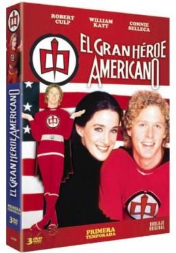El Gran Heroe Americano - 1ª Temporada (The Greatest American Hero)