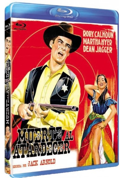 Muerte Al Atardecer (Blu-Ray) (Red Sundown)