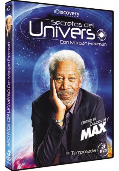 Discovery Channel : Secretos Del Universo Con Morgan Freeman