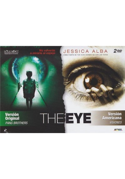 The Eye (2003) / The Eye (Visiones) (2008)(Gin Wai / The Eye)
