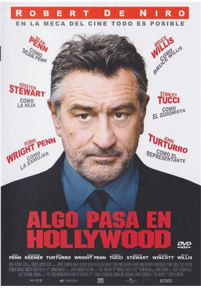 Algo Pasa En Hollywood (What Just Happened?)