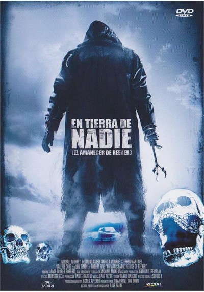 En Tierra De Nadie : El Amanecer De Reeker (No Man´s Land: The Rise Of Seeker)