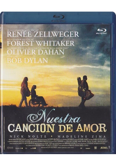 Nuestra Cancion De Amor (Blu-Ray) (My Own Love Song)