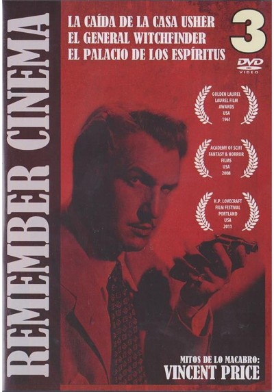 Mitos De Lo Macabro : Vincent Price - Remember Cinema