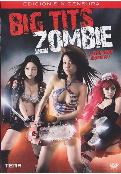 Big Tits Zombie (Kyonyu Dragon: Onsen Zonbi Vs Sutorippa 5)