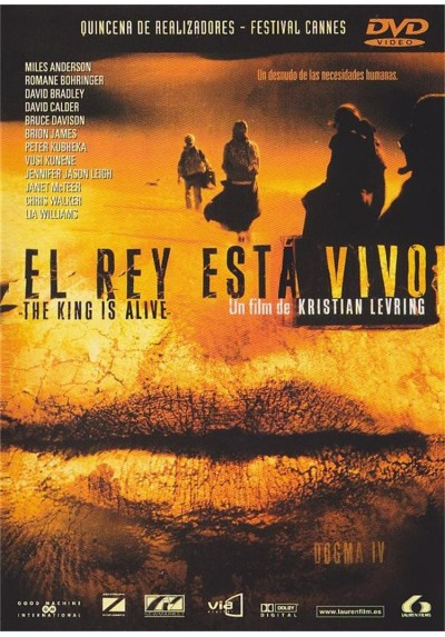 El Rey Esta Vivo (The King Is Alive)