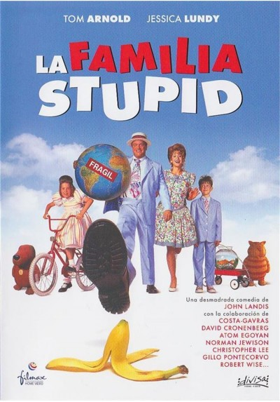 La Familia Stupid (The Stupids)