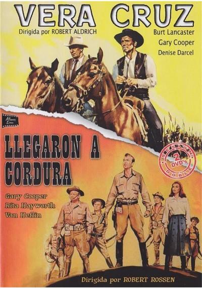 Cine Clasico - Western - Veracruz y Llegaron A Cordura
