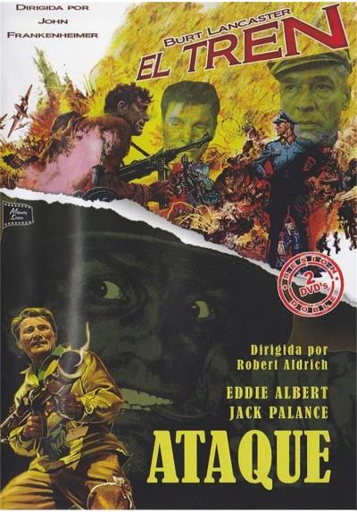 Cine Clasico - Belico - El Tren y Ataque