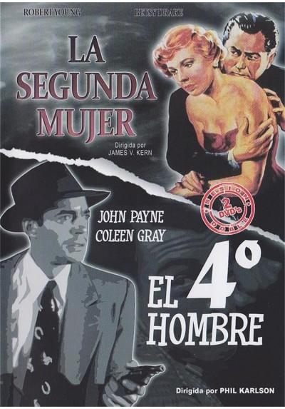 Cine Clasico - Thriller - La Segunda Mujer y El 4º Hombre