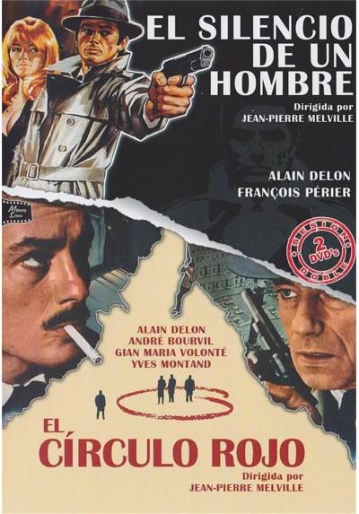 Cine Thriller - El Silencio De Un Hombre y El Circulo Rojo
