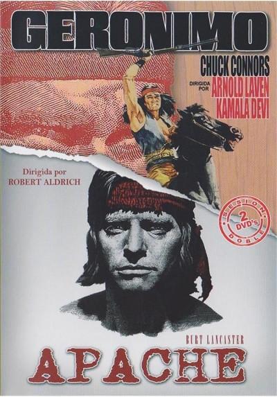 Cine Clasico - Western - Geronimo y Apache