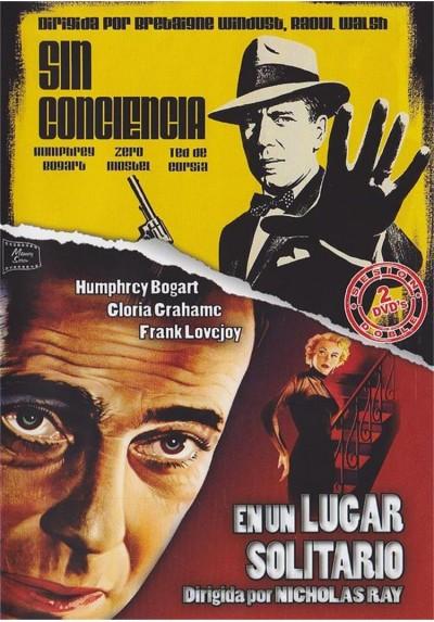 Cine Clasico - Humphrey Bogart - Sin Conciencia y En Un Lugar Solitario