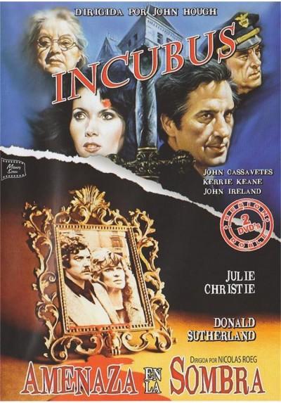 Cine Suspense - Terror - Incubus y Amenaza En La Sombra