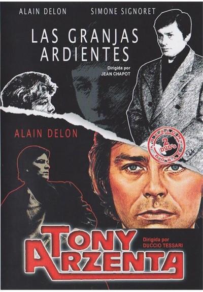Cine Thriller - Las Granjas Ardientes y Tony Arzenta