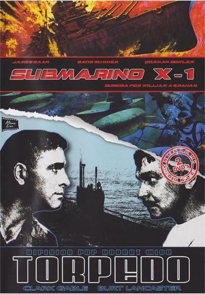 Cine Clasico - Belico - Submarino X-1 y Torpedo