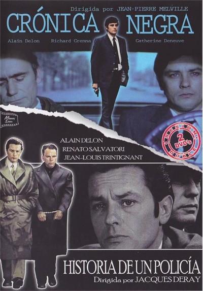 Cine Suspense - Cronica Negra y Historia De Un Policia