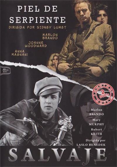 Cine Clasico - Drama - Romantico - Piel de Serpiente/Salvaje
