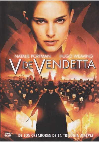V De Vendetta (V For Vendetta)
