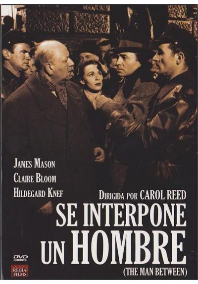 Se Interpone Un Hombre (The Man Between)