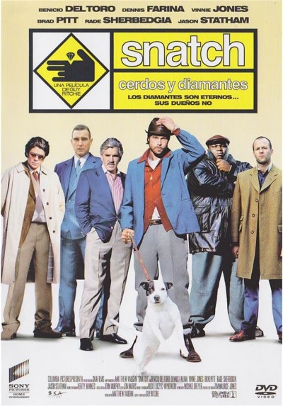 Snatch (Cerdos Y Diamantes)