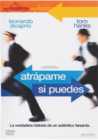 Atrapame Si Puedes (Catch Me If You Can)