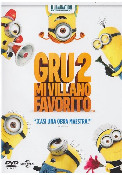 Gru 2 : Mi Villano Favorito (Despicable Me 2)