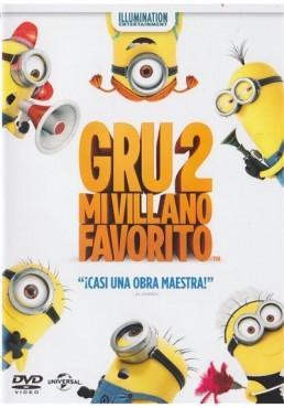 Gru 2 : Mi Villano Favorito (Despicable Me 2)
