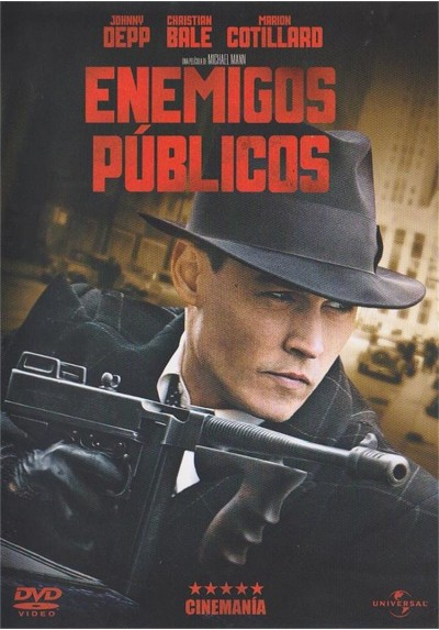 Enemigos Publicos (Public Enemies)