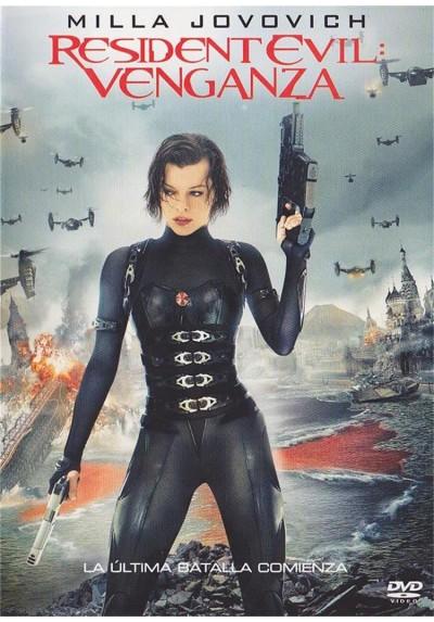 Resident Evil : Venganza (Resident Evil: Retribution)
