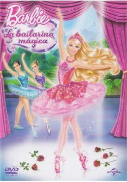 Barbie : En La Bailarina Magica (Barbie In The Pink Shoes)