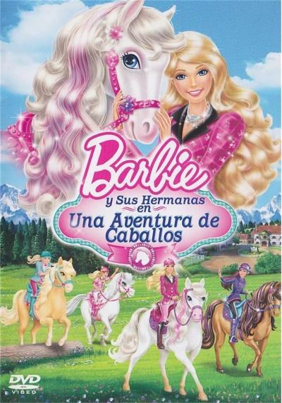 Barbie Y Sus Hermanas En Una Aventura De Caballos
