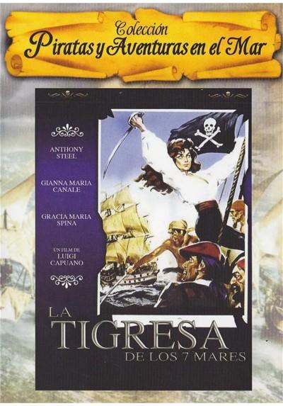 La Tigresa De Los 7 Mares (La Tigre Dei Sette Mari)