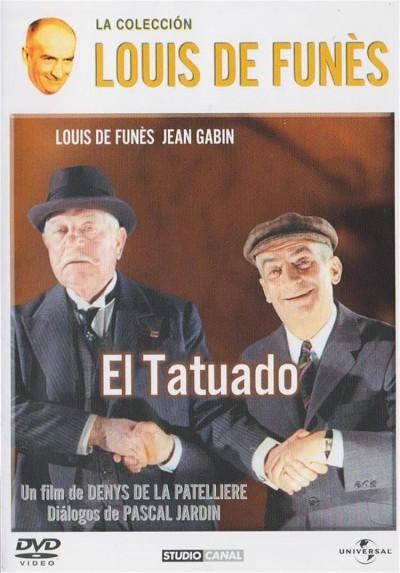 El Tatuado - Coleccion Louis De Funes (Le Tatoue)