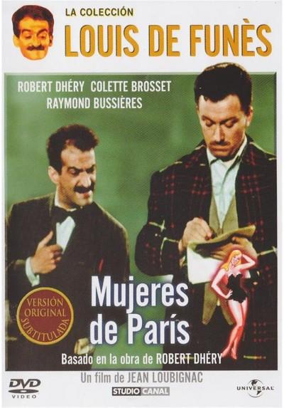 Mujeres De Paris (V.O.S.) - Coleccion Louis De Funes (Ah! Les Belles Bacchantes)