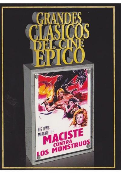Maciste Contra Los Monstruos (Maciste Contro I Mostri)