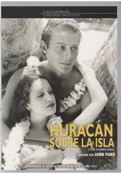 Huracan Sobre La Isla (The Hurricane)