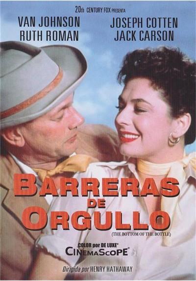 Barreras De Orgullo (The Bottom Of The Bottle)