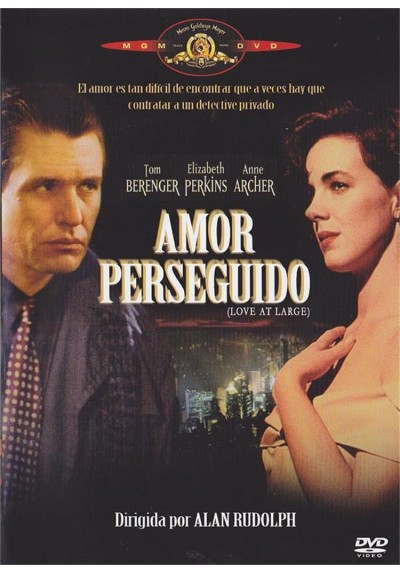 Amor Perseguido (Love At Large)