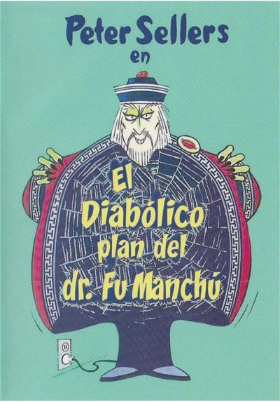 El Diabolico Plan Del Dr. Fu Manchu (The Fiendish Plot Of Dr. Fu Manchu)