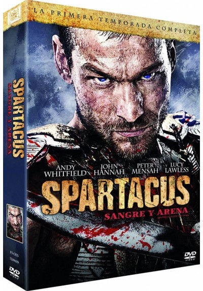 Spartacus : Sangre Y Arena - 1ª Temporada (Spartacus: Blood And Sand)