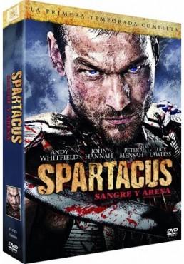 Spartacus : Sangre Y Arena - 1ª Temporada (Spartacus: Blood And Sand)