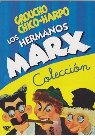 Los Hermanos Marx - Coleccion (Pack)