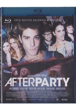 Afterparty (Blu-Ray)