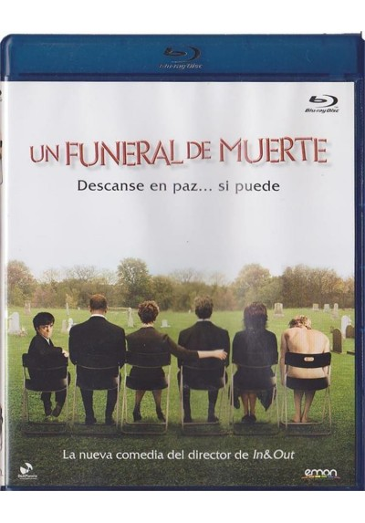 Un Funeral De Muerte  (Blu-Ray)(Death At A Funeral)