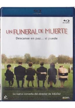 Un Funeral De Muerte  (Blu-Ray)(Death At A Funeral)
