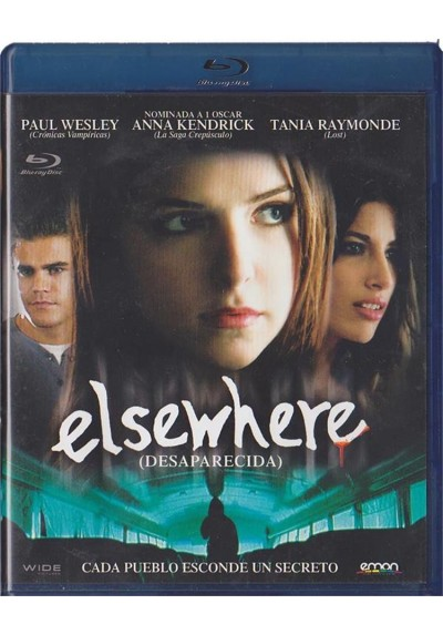 Elsewhere (Desaparecida) (Blu-Ray)