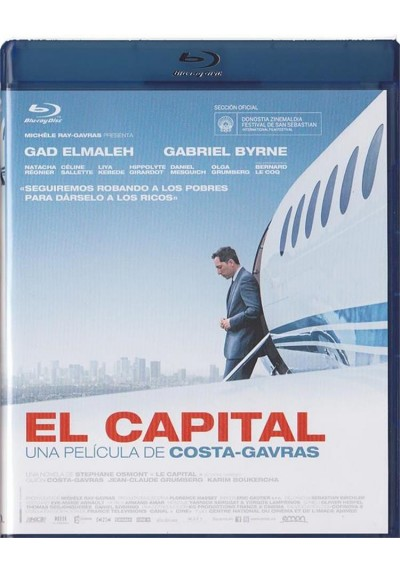 El Capital (Blu-Ray)(Le Capital)